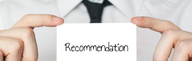 De l'utilité des recommandations professionnelles