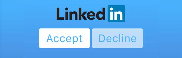 Faut-il accepter toutes les invitations sur LinkedIn ?