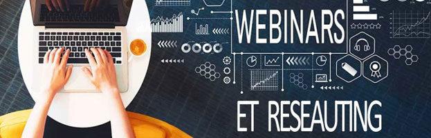 Comment participer efficacement et avec l'esprit Réseau à des webinars